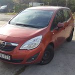 Kisauto Opel Astra berles