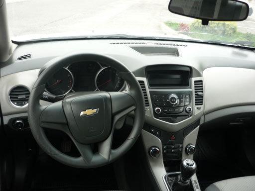 Chevrolet Cruze Bérlés